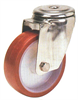 SS Series Stainless Steel Medium Heavy Duty Casters -- ssb-4-ieb