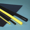 Polyurethane 75A Durometer Solid Rod -- 48256