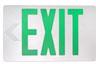 LED Exit Sign Fixtures -- MLEU2GWEM