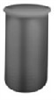 Cylindrical Tank With Cover, HDPE, Black, 200 Gal -- EW-06970-10