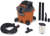 12 Gallon General Purpose Wet/Dry Vac With Detachable Blower