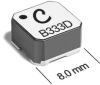 LPS8045B Series Low Profile Shielded Power Inductors -- LPS8045B-223 -Image