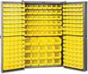 Cabinet, HD Steel Bin Cabinet, 228 Bins -- HD4824F -Image