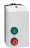 LOVATO M1P009 12 46060 A6 ( 3PH STARTER, 460V, START/STOP, W/BF0910A, RF380250 ) -Image