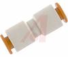 Connector, Pneumatics; 3/8 in.; NPT; 22.23 mm (Hex.); 42.5 mm; 7 mm (Min.); PVC -- 70070411 - Image