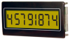 8 Digit Panel Mount Counter -- HED 261