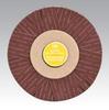 Dynabrade Coated Aluminum Oxide Sanding Star - 150 Grit - Shank Attachment - 4 in Diameter - 93168 -- 616026-93168