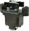 TP Series Rocker Switch, 2 pole, 3 position, Screw terminal, Flush Panel Mounting -- 2TP8-50 -Image