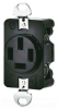 Duplex/Single Receptacle -- 7250 - Image