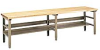 10' and 12' Wide Assembly Benches -- 5377923 - Image