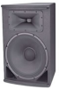 Compact 2-Way Loudspeaker with 1 x 15 Inch LF, 100 x 100 Degree Coverage, Black Finish -- AC2215/00