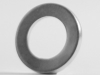 Flat Washer Steel Yellow Zinc DIN125A (RoHS-Comp), M8.0 -- M60022Y - Image