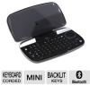 Logitech diNovo Mini Wireless Keyboard - Bluetooth 2.0, Palm -- 920-000594 - Image