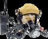 Hazmat Radiocom Communication Device