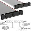 Rectangular Cable Assemblies -- A3KKB-4036G-ND -Image