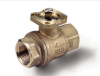 Brass Ball Valve -- s.6441 NPT ISO 5211