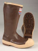 Knee Boots,Men,10,Steel Toe,Copper,1PR -- 8MW52