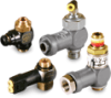 Metric Flow Control Blocking Valve -- PWB-A
