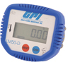 Positive-Displacement Lubrication Flowmeter, 0.5 to 8 GPM, 1/2