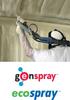 Closed Cell Spray Polyurethane Foam -- ECOSPRAY®