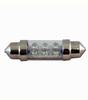 T3 1/4, 10X39mm,Festoon Led, Amber -- L10X39-A