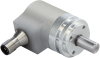POSITAL IXARC J1939 Multi-turn Stainless Steel Absolute Rotary Encoder -- J1939