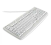 Keyboard. Antimicrobial. White -- 5NGL1