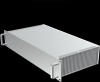 Heat-Sink Rack Mount Enclosure With Handle -- HYRH Series -Image