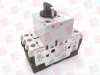 FUJI ELECTRIC BM3RHB-6P3 ( STARTER, ADJUSTABLE CURRENT, RANGE 4-6.3AMP, ROTARY HANDLE TYPE, HIGH BREAKING CAPACITY ) -Image