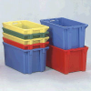 Color Coded Stack and Nest Container -- 48161