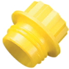 BSP Series (Plastic Threaded Plugs For British Standard Pipe Fittings) -- BSP-1/4