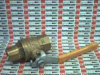 BALL VALVE GAS 3/4IN THREADED W/HANDLE -- S92 - Image