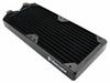 Koolance High-Flow 2x120mm Radiator (no nozzles) -- 80175