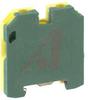 Terminal Block; 32 A; 28.5 mm H x 27 mmL; 9 mm; 7 lb.in.; Polyamide 6.6 -- 70077149