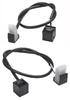 HOA6299 Series Transmissive Sensor, Through Beam Module, Chassis Mount, Plastic Package -- HOA6299-003