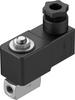 Air solenoid valve -- VZWD-L-M22C-M-G18-60-V-1P4-4-R1 -Image