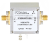3 dB NF Low Noise Amplifier, Operating from 0.01 MHz to 1.4 GHz with 42 dB Gain, 19 dBm P1dB and SMA -- FMAM1055 -Image