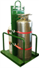 Cylinder Cart -- 4L-100-FW