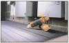 A.S.T.M. Switchboardr® Rubber Mat, Width 36