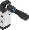 Hand lever valve -- VHEF-HS-B53E-G14 -Image