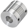 Flexible coupling for encoders -- E60062 -- View Larger Image