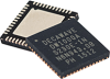 3.5 - 6.5 GHz Ultra-Wideband (UWB) Transceiver IC with 1 Antenna Port