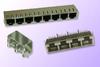 Ganged Modular Telephone Jacks -- Series = GCTJ - Image