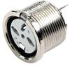 DELTRON EMCON - 690-0700 - CONNECTOR, DIN AUDIO, RECEPTACLE, 7WAY -- 135294