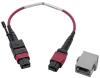 Fiber Optic Cables -- N846-08N-C2B-ND -Image