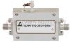 3 dB NF Low Noise Amplifier Operating From 12 GHz to 18 GHz with 38 dB Gain, 13 dBm Psat and SMA -- SLNA-180-38-30-SMA -Image