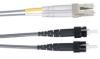 LC-ST Multimode Fiber Optic Cable -- EFN083-002M
