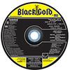 Depressed Center Combination Wheels.  Best - Black Gold -- A7434 - Image