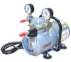 Gast Oil-less Piston-Type 230V 60Hz Pressure/Vacuum Pumps -- sf-01-092-26