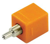 Senko Universal 2.5mm to 1.25mm Adapter for Fiber Visual Fault locator -- SK-AFT-G-CAC -Image